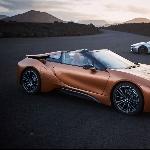BMW i8 Roadster Rilis di LA Auto Show