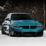 BMW M3 Tampil Lebih Segar dengan Cat Baru