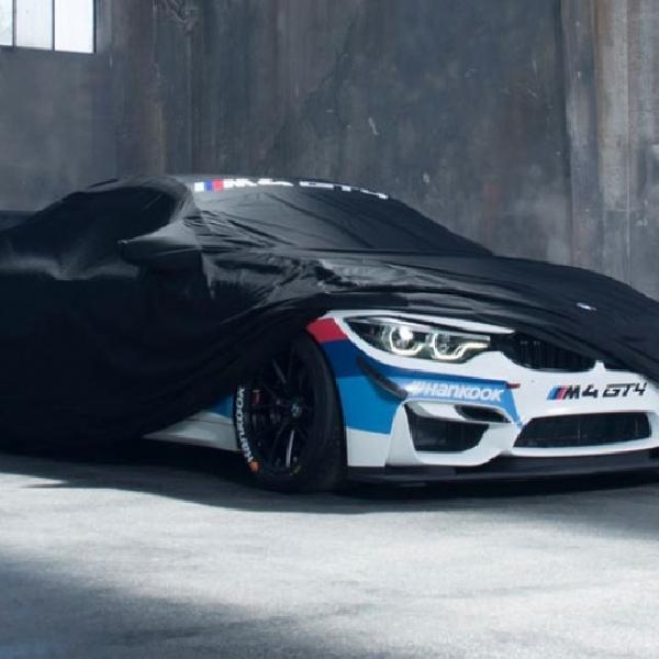 Ini Wujud BMW M4 GT4 Sebelum Debut di Nurburging 24 Hour