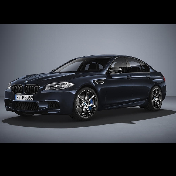 BMW M5 Competition Edition, akhiri produksi F10