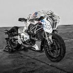 Modifikasi BMW R Nine T, Gaya Bengis nan Artistik