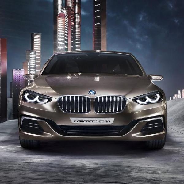 BMW Resmi Ungkap Konsep Sedan Compact di Cina