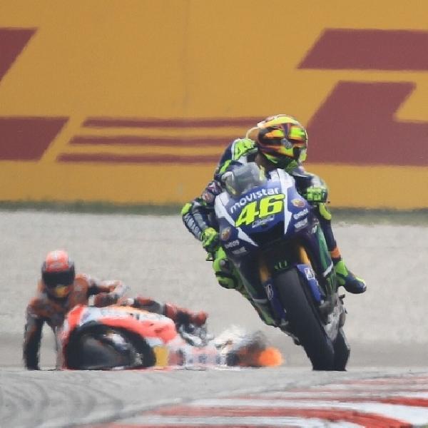 MotoGP: Bos F1 Salahkan Rossi atas Insiden Sepang