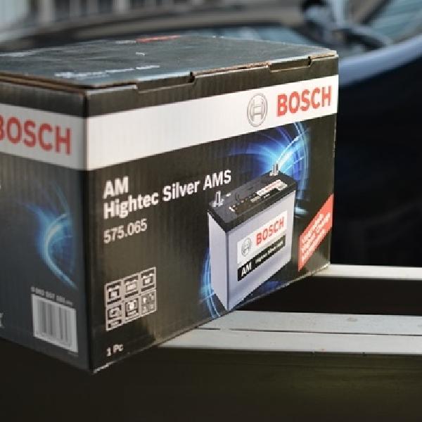 Bosch Kenalkan Aki Berteknologi Tinggi