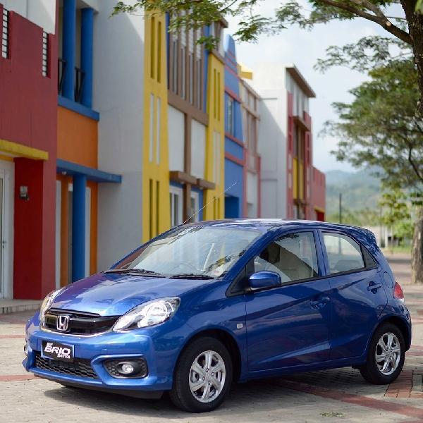 Tiga Mobil Ini Beri Kontribusi Besar untuk Penjualan Honda di Semester Pertama 2018