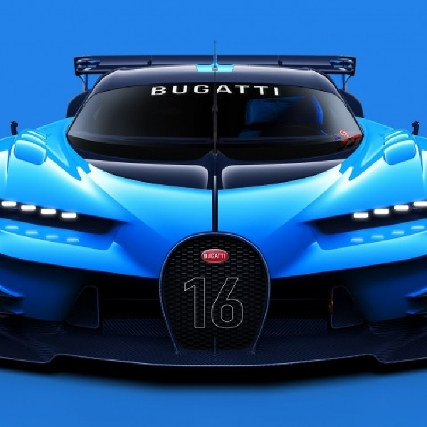 Bugatti Chiron Akan Berkekuatan Hampir 1.500 Hp ?