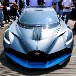 BlackPals, Ini Wajah Bugatti Divo Lebih Unggul dari Chiron Saat Uji di Sirkuit Nardo