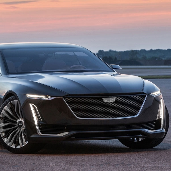 Cadillac Escala Concept, Cadillac dengan Gaya Futuristic