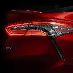 Teaser Toyota Camry 2018  Makin Agresif dan Modern