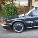 Mitsubishi Galant 1991 Tuned by AMG