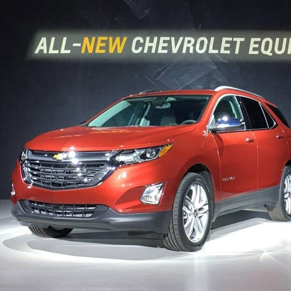 Chevrolet Equinox Dapatkan Mesin 1.6 Liter Diesel