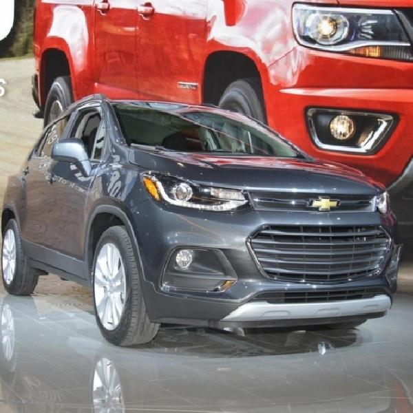 Chevrolet Trax Facelift Hadir Lebih Menarik