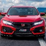 Honda Civic Type R Ciptakan Rekor Kecepatan di Sirkuit Silverstone