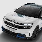 Citroen C5 Aircross Hybrid Concept Akan Debut Paris
