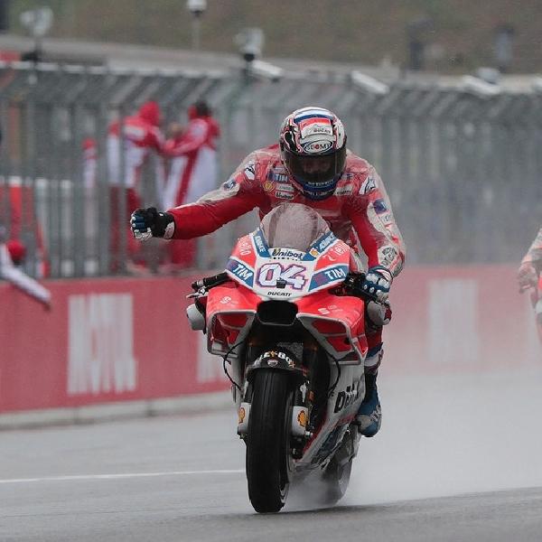 MotoGP: Crutchlow Yakin Marquez Lebih Unggul Ketimbang Dovizioso