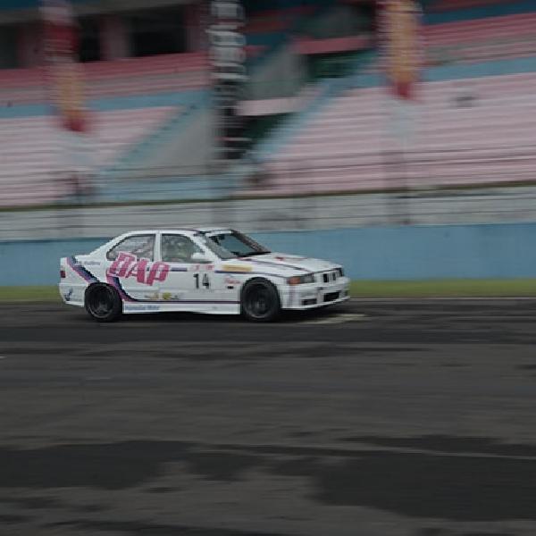 Pakai ATR K Sport, Racers Ini Raih Best Time Di ISSOM 2016