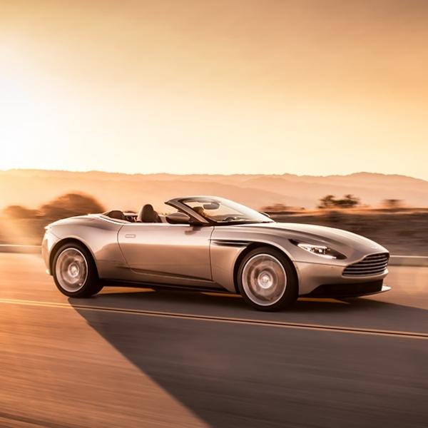 Babak Baru Aston Martin DB11 Volante