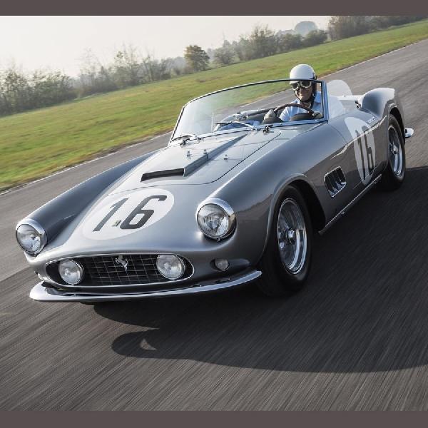 Dijual 18 Juta Dolar, Ferrari 250 GT Ini Tetap Laku