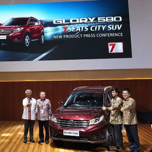 DFSK Hadirkan Glory 580 dengan super warranty 7 tahun