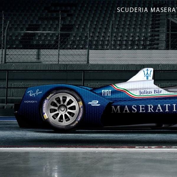 Maserati Pertimbangkan Turun di Kejuaraan Formula E