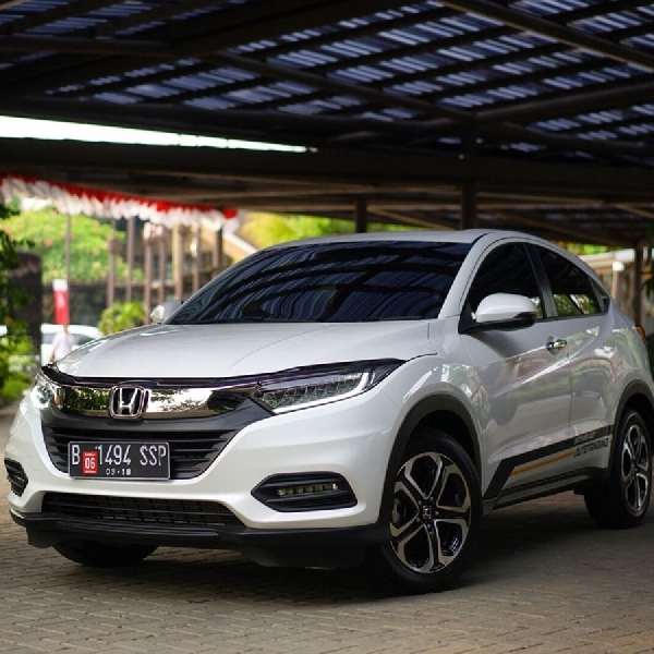 Honda HR-V Masih Memegang Penjualan Honda Di Bulan September