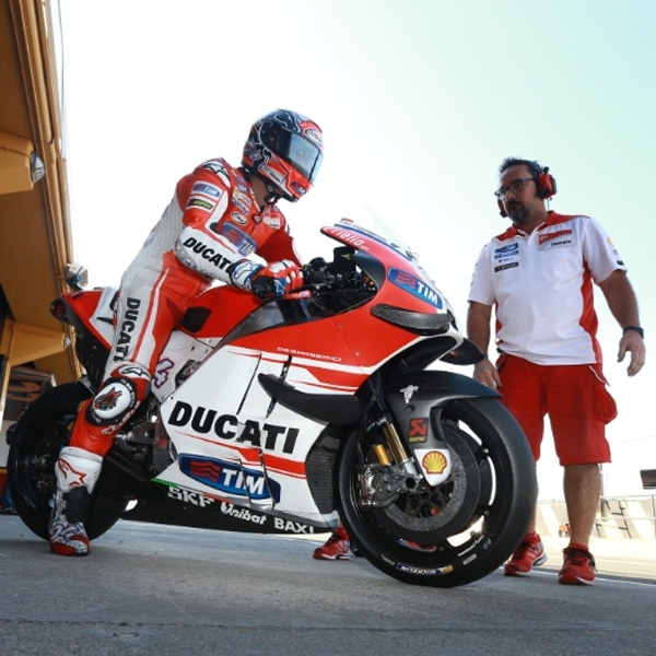 MotoGP: Dovizioso Masih Tidak Nyaman dengan Michelin