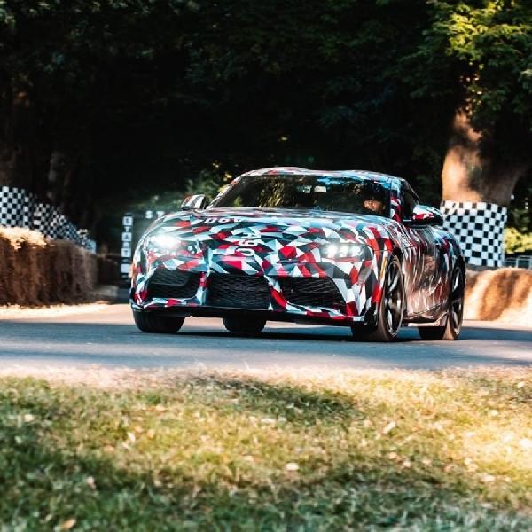 Toyota Supra 2019 Akan Ada Versi Manual, Jika Hal Ini Terjadi