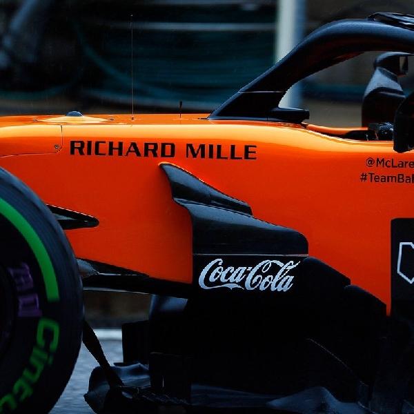 Sponsor Baru, McLaren Capai Kesepakatan Dengan Coca-Cola