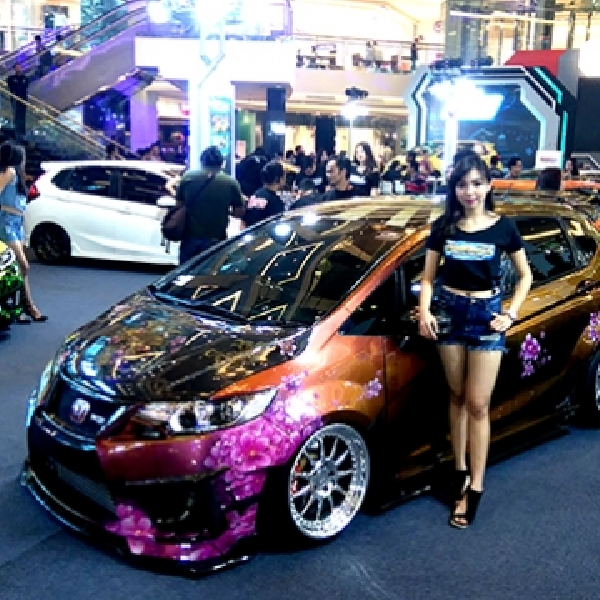 Modifikasi Honda Jazz dan Brio Tuning Contest Kembali Digelar