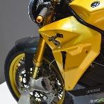 Energica dan Samsung Kolaborasi Bikin Motor Sport Listrik Cerdas