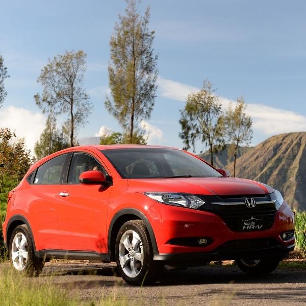 Penjualan Honda Meningkat Pesat