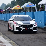 Honda Civic Hatchback Turbo Jadi Official Car Balap IRS 2018