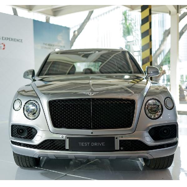 Impresi Pertama Bentley Bentayga V8 Yang Mengagumkan