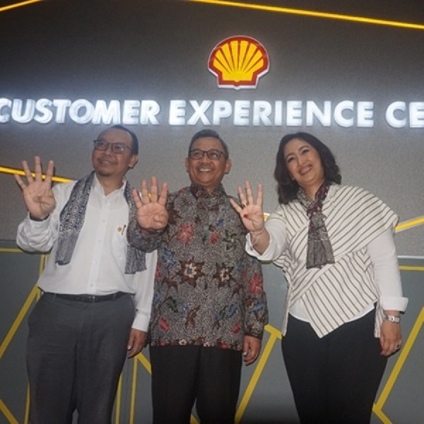 Shell LOBP Marunda Hadirkan Fasilitas Customer Experience Center