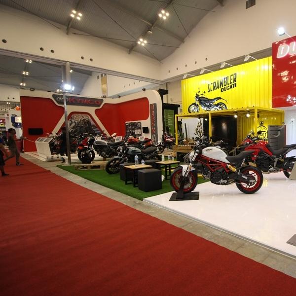 Ducati Hadirkan Scrambler Terbaru di GIIAS 2017