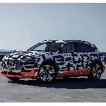 Audi E-Tron Siap Mengaspal pada September Mendatang