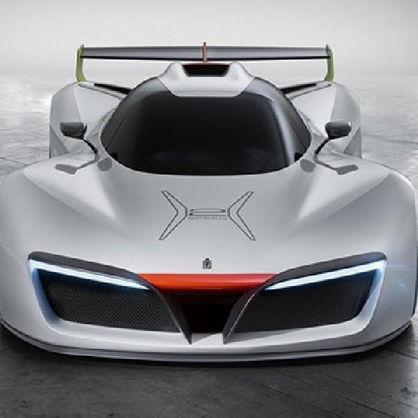 Hanya 10 unit H2 Pininfarina, Supercar dengan tenaga Hidrogen