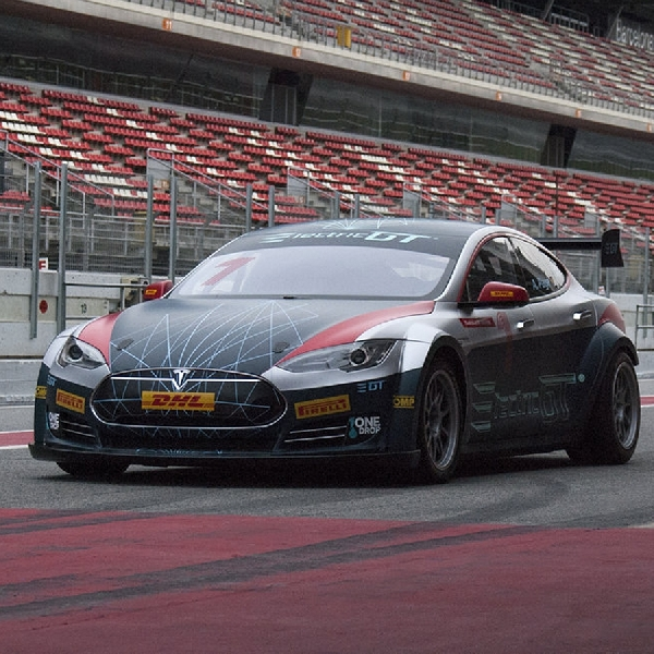 Tesla-Exclusive Electric GT Championship Akan Dimulai 12 Agustus