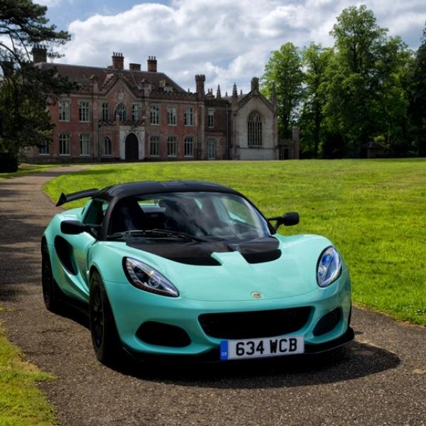 Lotus Elise Cup 250 - Performa Yang Makin Menjanjikan