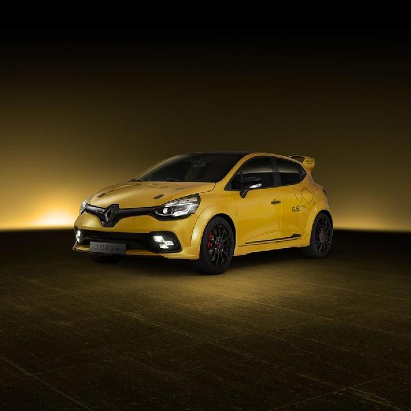 Clio RS 16 Concept, Pembuktian keahlian Renault di bidang motorsport