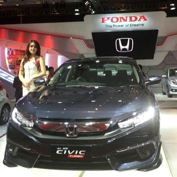 Empat Produk Honda Terbaru Muncul di POM 2016