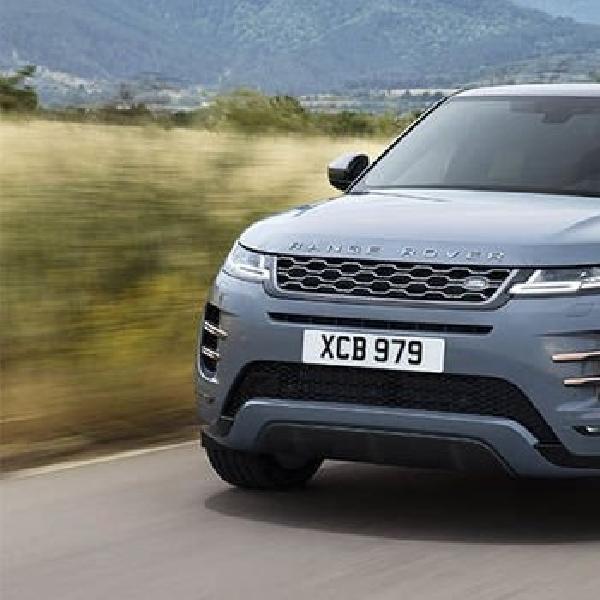 Range Rover Evoque Terbaru Sangat Mirip dengan Velar