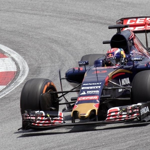 F1: Max Verstappen Incar Podium di GP Monaco