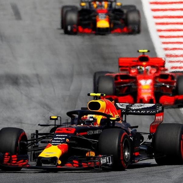 Vettel Ingin Berbicara Langsung Dengan Verstappen