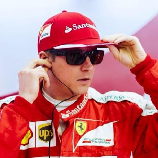 F1: Raikkonen Yakin Menang di Sirkuit Spa, Belgia