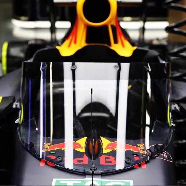 F1: Red Bull Pamer Kehebatan Aeroscreen Buatannya