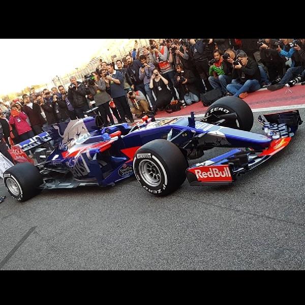 F1: Toro Rosso Resmi Luncurkan STR12