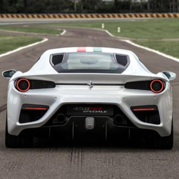 Ferrari 458 MM Speciale, Karya Terbaru dari Produsen Italia