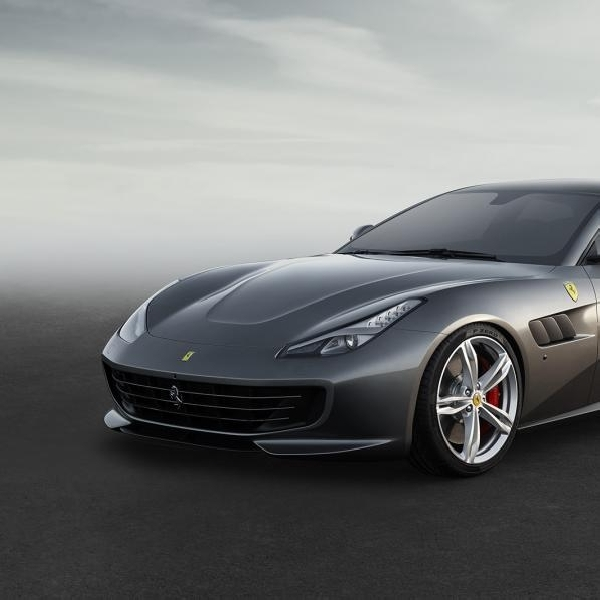 Inilah Penerus Ferrari FF Bertenaga Sangar