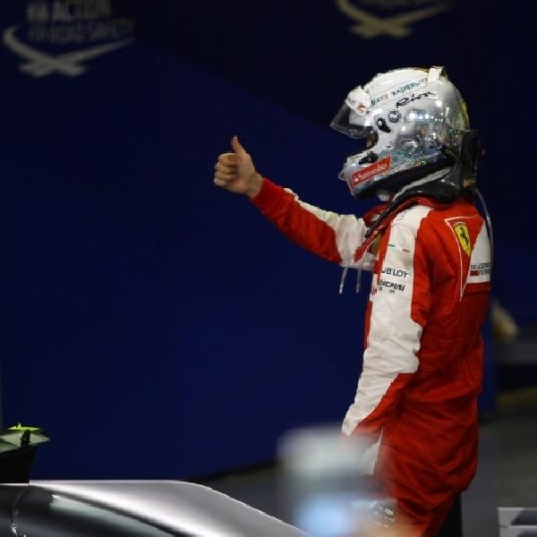 F1: Finis Keempat di Abu Dhabi Vettel Pasrah